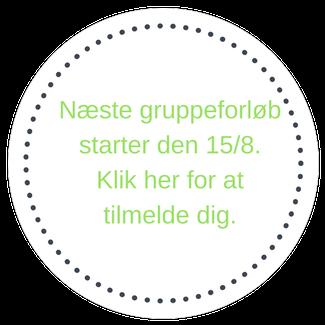 Gruppeterapi august 2018