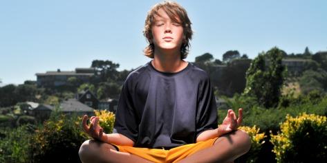meditation for børn